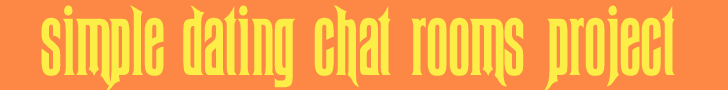 FREE DATING CHAT ROOMS rtlchat.com logo